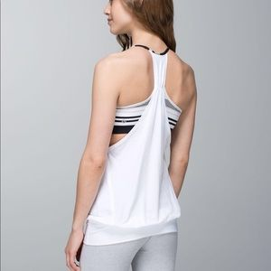 NWT LuluLemon no limits tank!